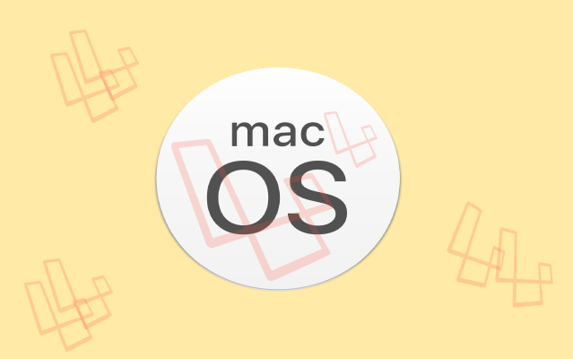 Configuring MacOS for Laravel